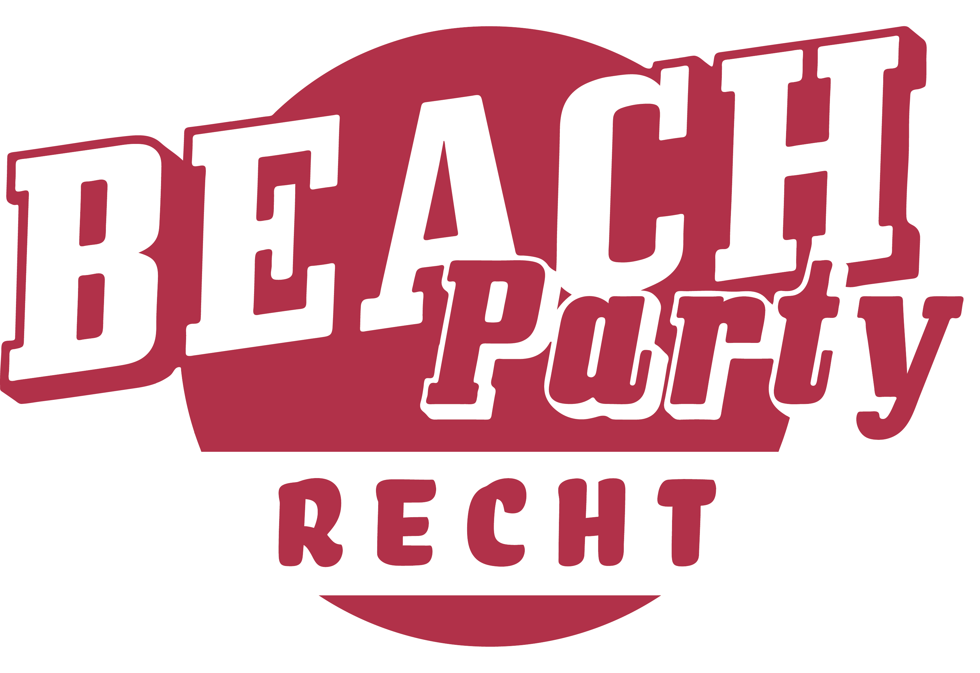 Beach Party Recht